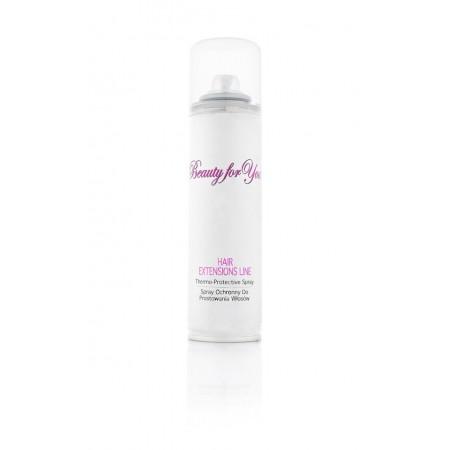 Spray ochronny do prostowania i suszenia włosów o właściwościach antystatycznych 150 ml