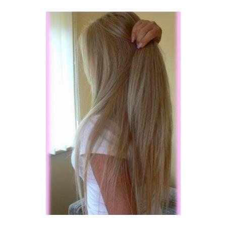 PĘTELKI i ULTRADŹWIĘKI - Innowacyjne metody przedłużania włosów