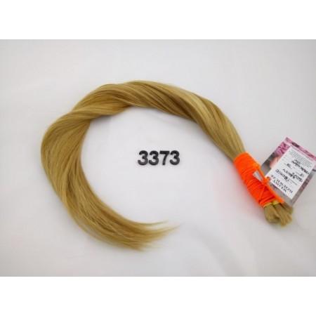 Włosy dziewicze złoty blond dł. 58 cm, 98 gram