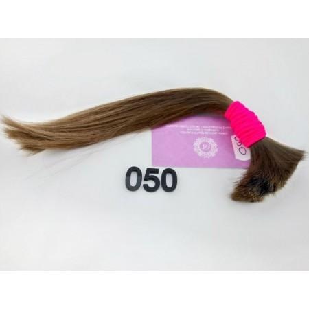 Włosy dziewicze jasny brąz dł. 26 cm, 22 gram