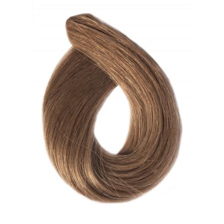Włosy falowane kolor 8 złocisty jasny brąz