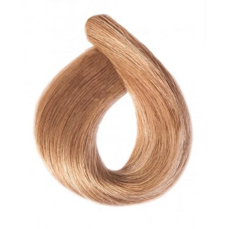 Włosy falowane kolor 12 karmel