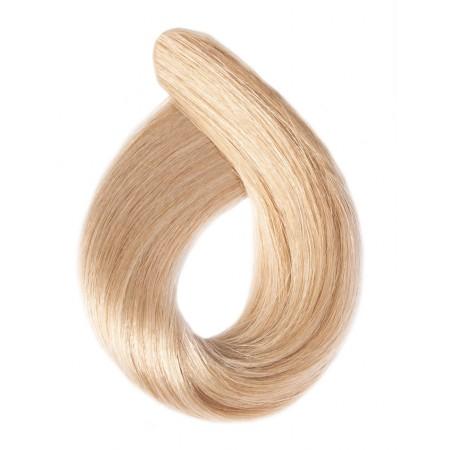 Włosy falowane kolor 18/22 mieszany ciemny blond ze złotym jasnym blondem
