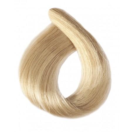 Włosy falowane kolor słoneczny blond