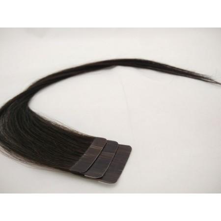 Kolor ciemny brąz nr 2 45 cm