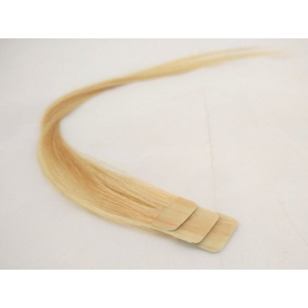 Kolor mieszany ciemny blond ze złotym jasnym blondem nr 18/22 45cm
