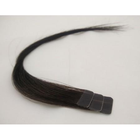 Kolor czarny brąz nr 1B 55 cm