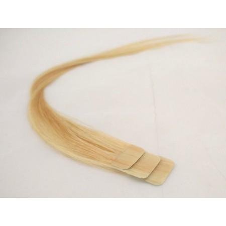 Kolor mieszany ciemny blond ze złotym jasnym blondem nr 18/22 55cm