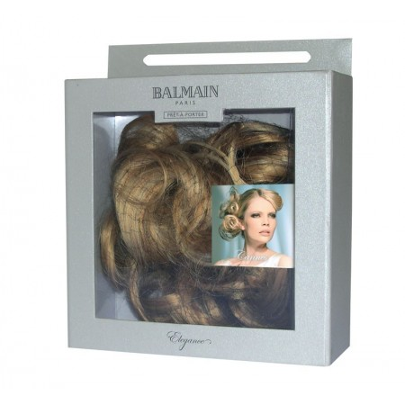 Cannes curl clip long Dopinka Balmain Hair Elegance Cannes