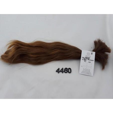 Włosy dziewicze jasny brąz dł. 40 cm, 141 gram