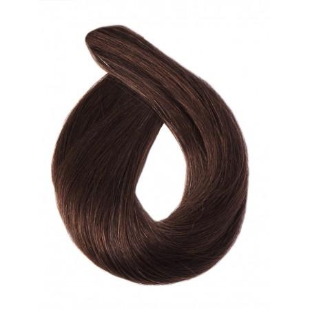 Włosy falowane kolor 4 średni brąz