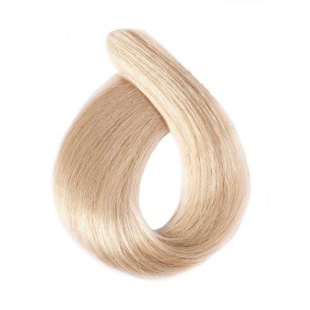 Włosy falowane kolor 20 zimny mysi blond
