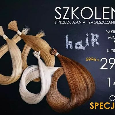 Przyjedź do nas na najlepsze szkolenie z przedłużania włosów w Polsce!   Pojedyncza metoda lub korzystny pakiet 4 metod💸💸💸  Sygneczów (k. Krakowa) - Kielce - Wrocław - Warszawa - Gdynia  Zadzwoń i zapytaj o szczegóły ➡ 509 636 080  #szkolenia #przedluzaniewlosow #szkoleniazprzedluzaniawlosow #szkoleniadlakobiet #dlafryzjerów