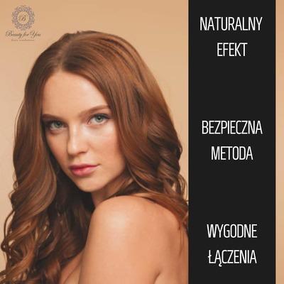 """Metoda tape on """"kanapkowa"""" z wykorzystaniem włosów polskich dziewiczych, pozwala uzyskać naturalny efekt zagęszczenia włosów. Sprawdzi się idealnie, jeśli na co dzień nosisz włosy rozpuszczone lub delikatne, niskie upięcia❤  Dzięki wysokiej jakości włosy dziewicze, przygotowane do metody 'kanapkowej' możesz wielokrotnie przekładać, jak również wykonywać na nich koloryzacje.   Pytania? Zadzwoń lub napisz do nas!  510 986 419  Nasze włosy zamówisz na https://przedluzanie-wlosow.info/pl/  #beautyforyou #tapeon #przedluzaniewlosow #virginhair #hair #longhair #dlugiewlosy #metodakanapkowa #kobieta #pieknakobieta #pielegnacja #włosynakanapkach"""
